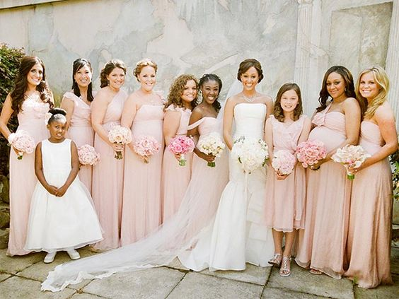 Tamera Mowry's wedding ideas