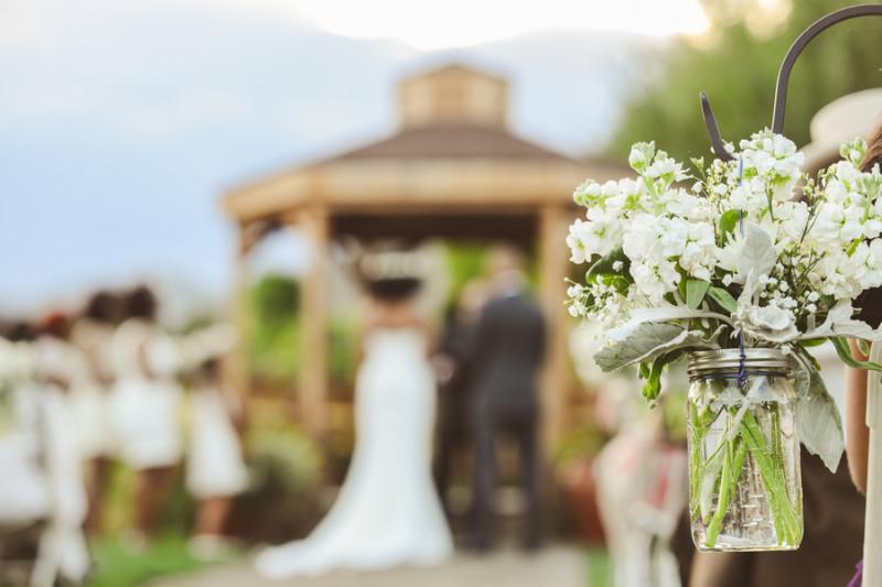 Botanical Farm Wedding