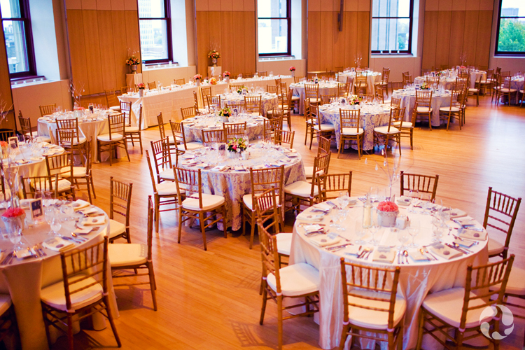 Wedding at Museum of Nature