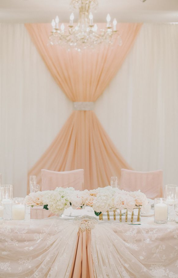 romantic sweetheart table ideas for your wedding. Stunning Reasons to Have a Sweetheart Table. Sweetheart tables for your wedding.elegant wedding decorations receptions ideas #weddingdecorations #elegantwedding