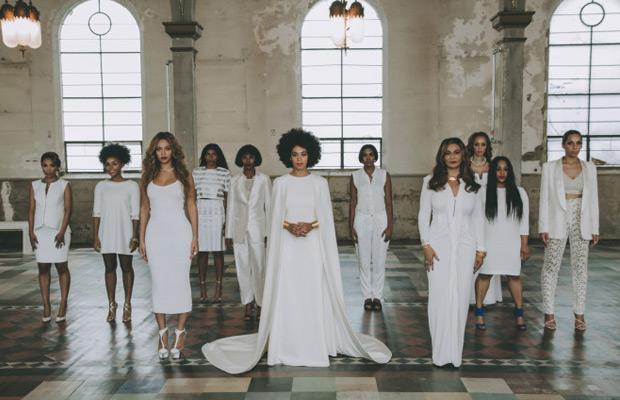 Solange Knowles wedding photos