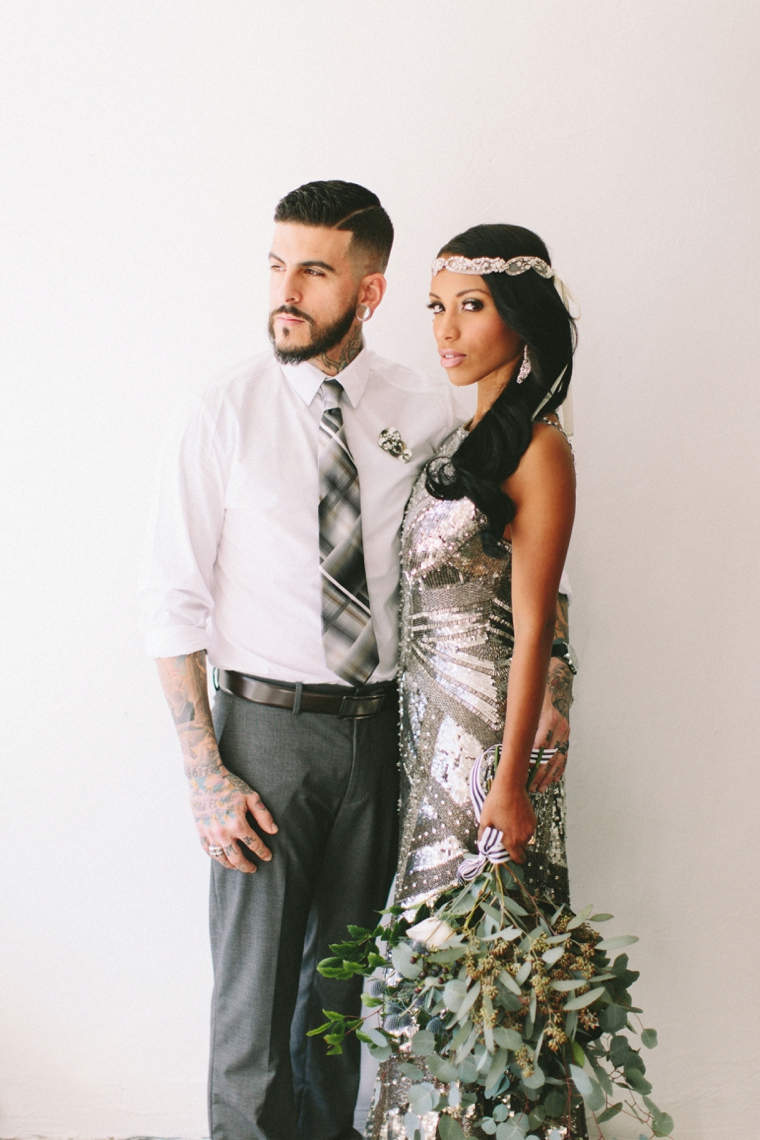 chic-modern wedding
