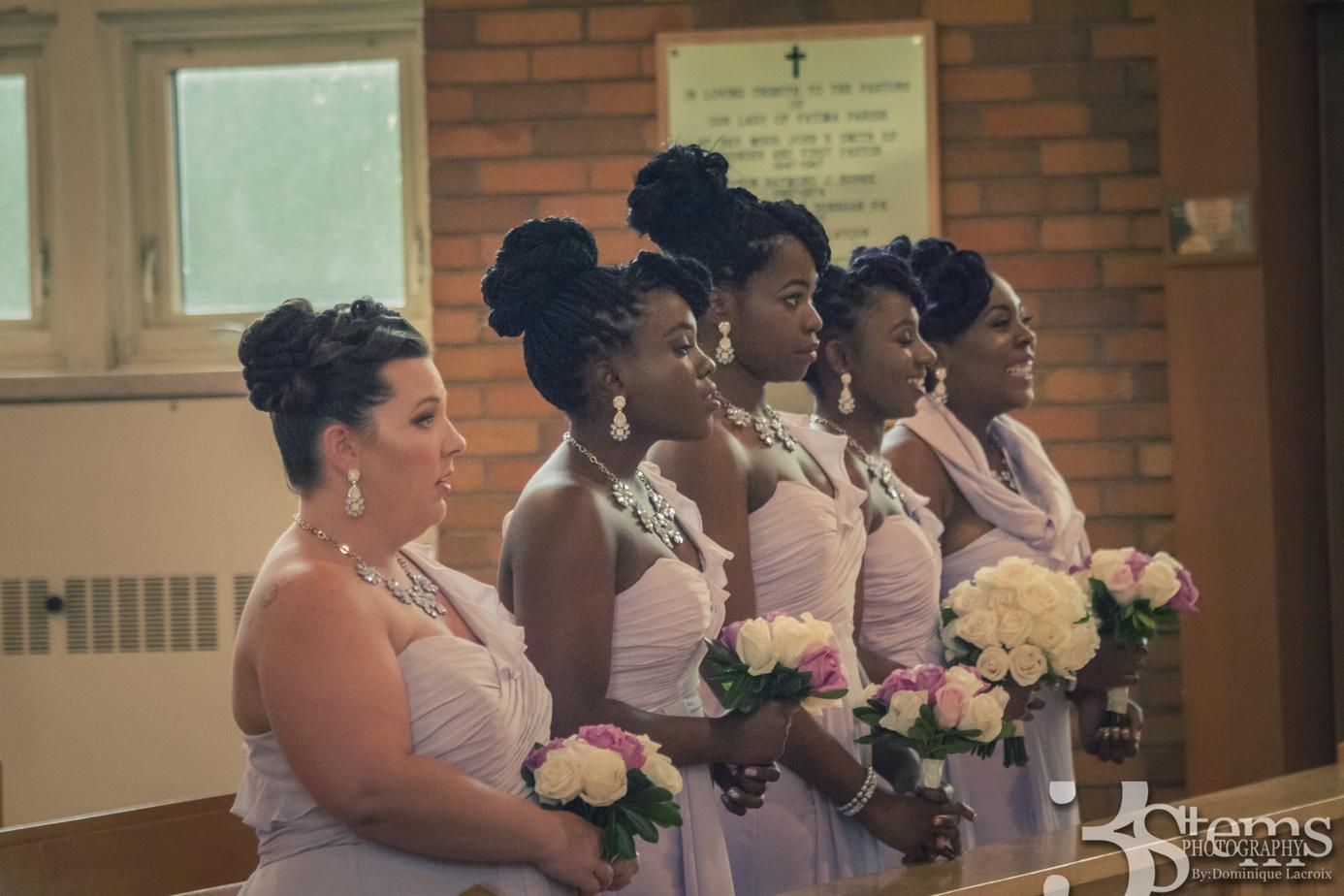 Traditional Ottawa wedding