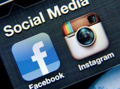Instagram or Facbook