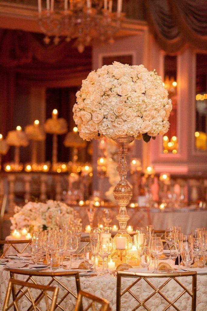 Wedding centrepiece inspiration