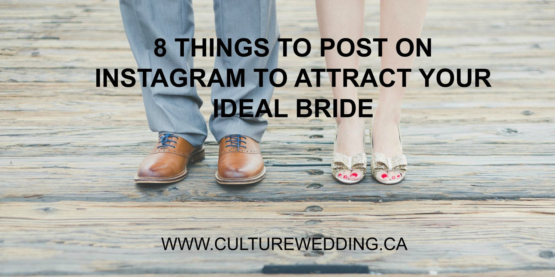 8 THINGS TO POST ON Instagram