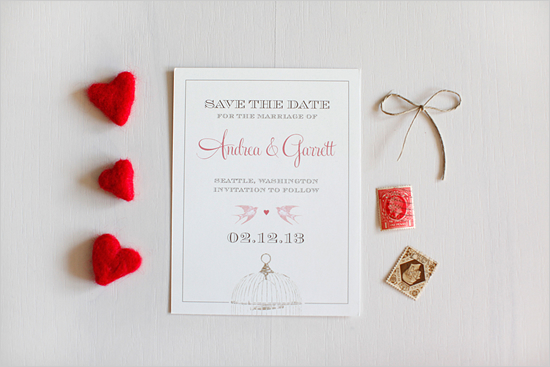 Save the DatesPaper Studio – Email Save the Date Wedding
