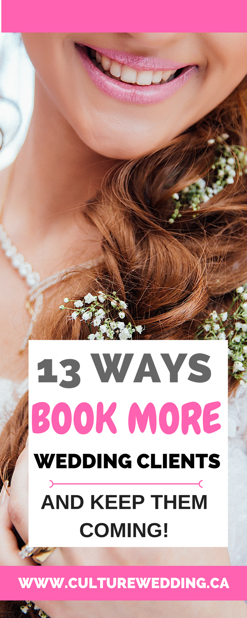 13 Ways to book more clients and keep them coming