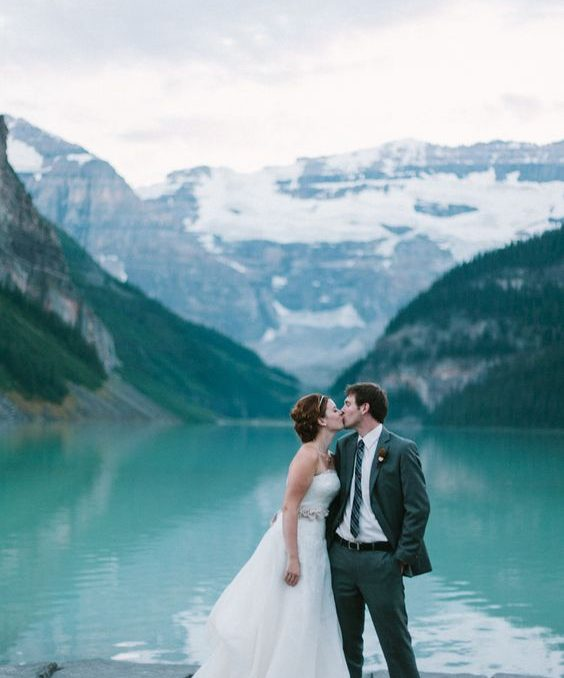 Destination Wedding Canada