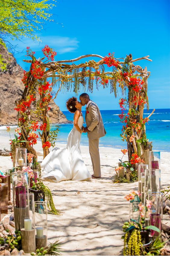 Destination Wedding locations Costa Rica