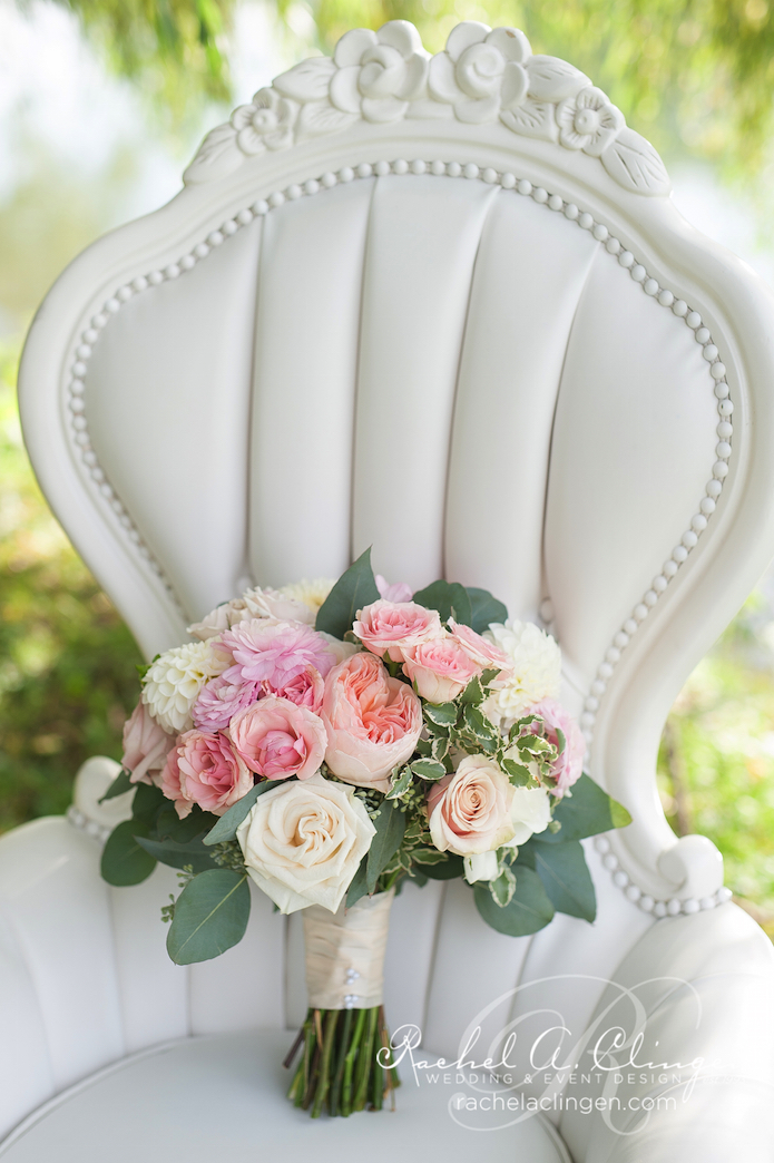 Pink-Wedding-Flowers-Bouquets- Rachel