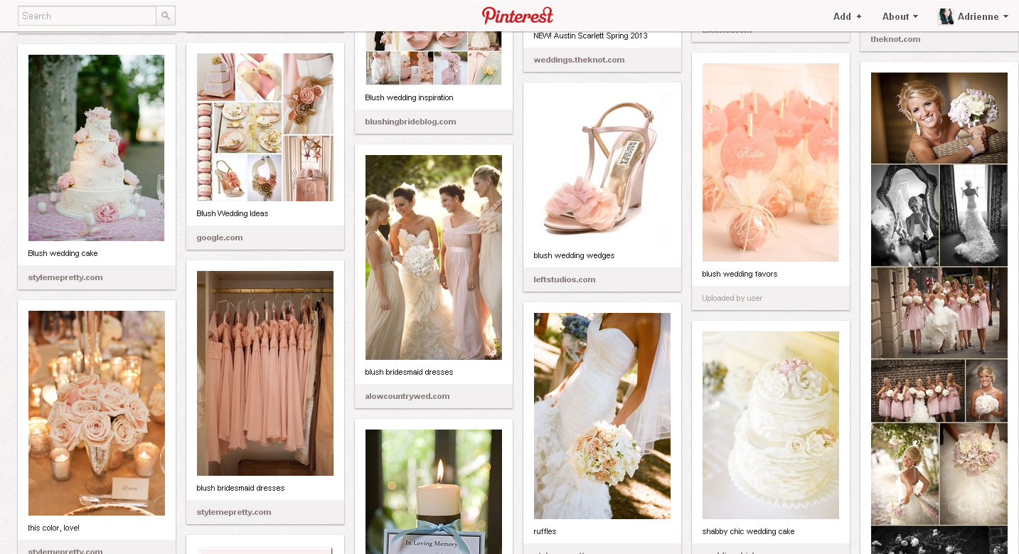 Tools for wedding planners to use