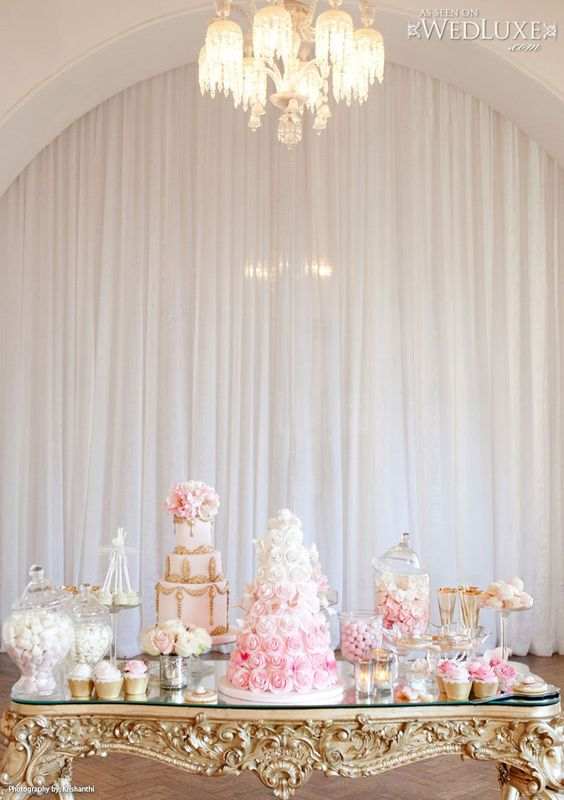How To Set Up A Candy Bar At A Wedding Reception