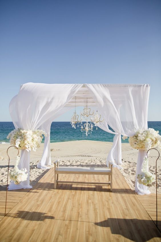 destination wedding decor 1