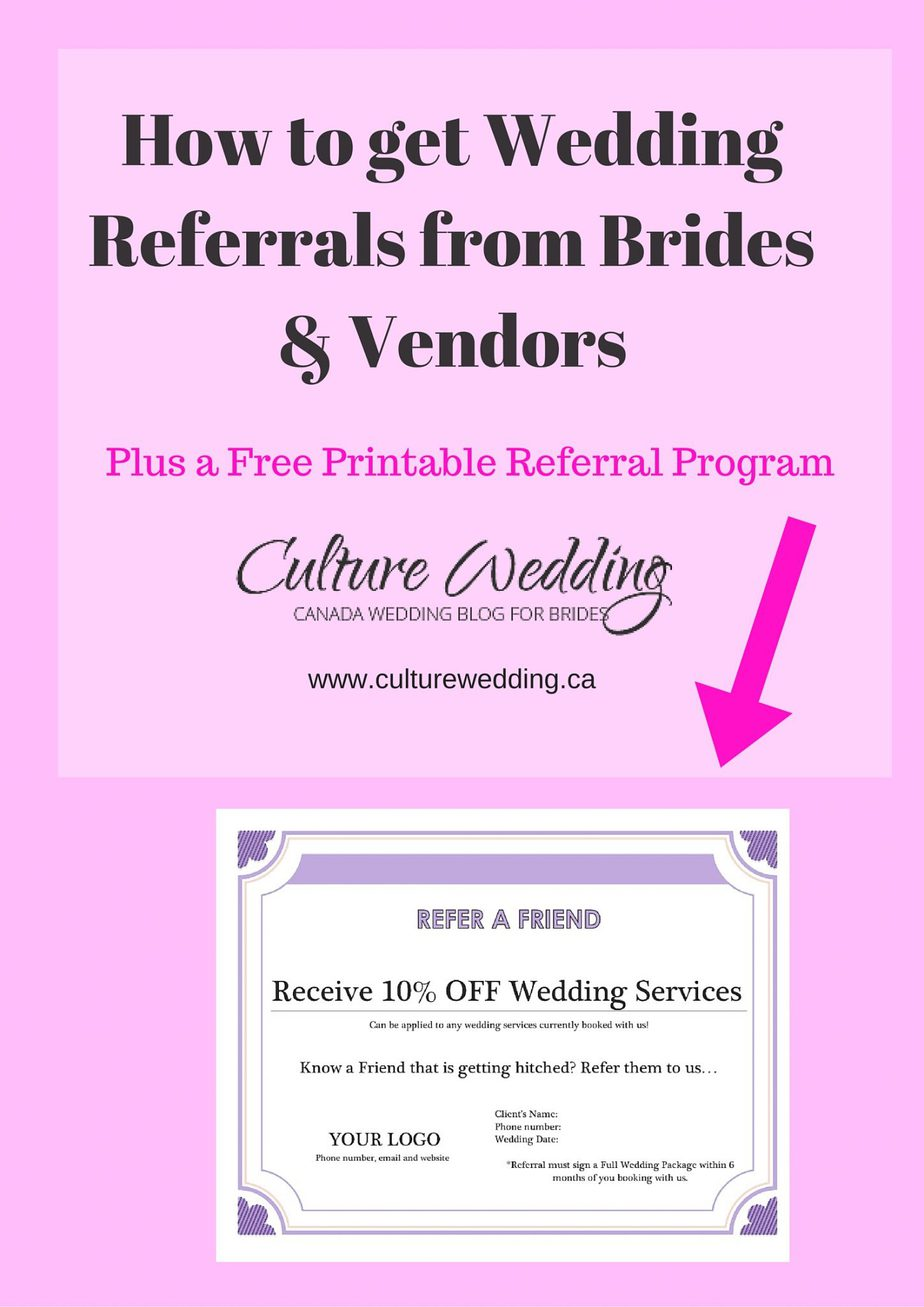 How to get Referrals from Clients and Vendors