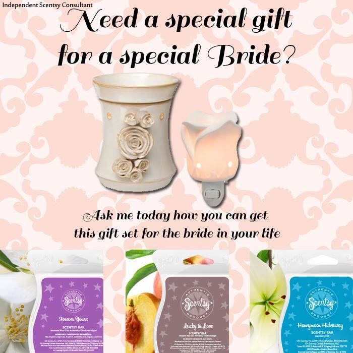 Wedding Gifts for the bride