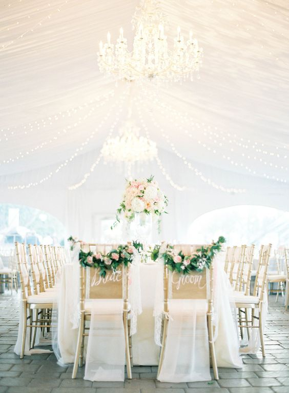 chiavari chairs wedding
