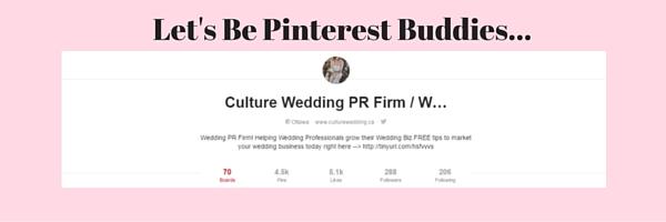 Culture Chic Pinterest