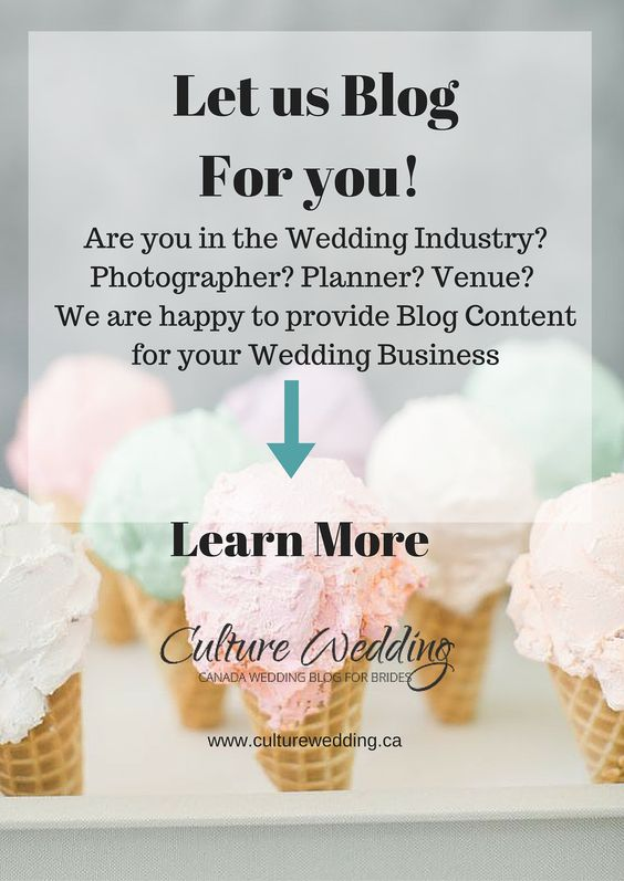 Your wedding blog