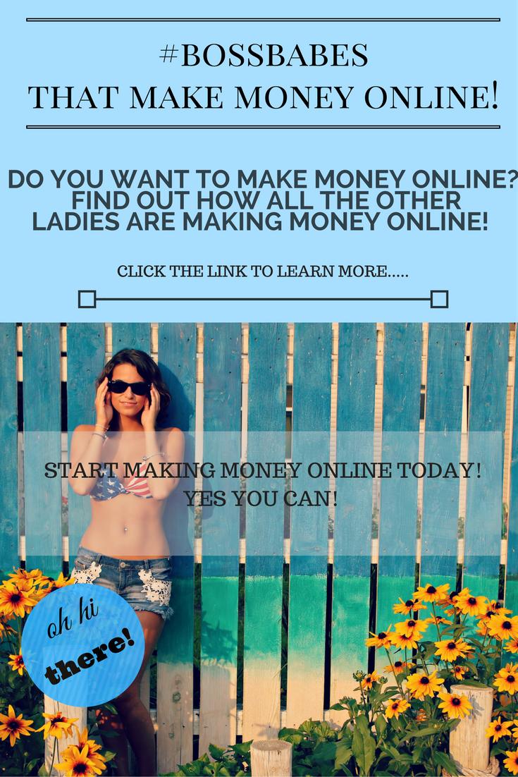 Babes that make money online