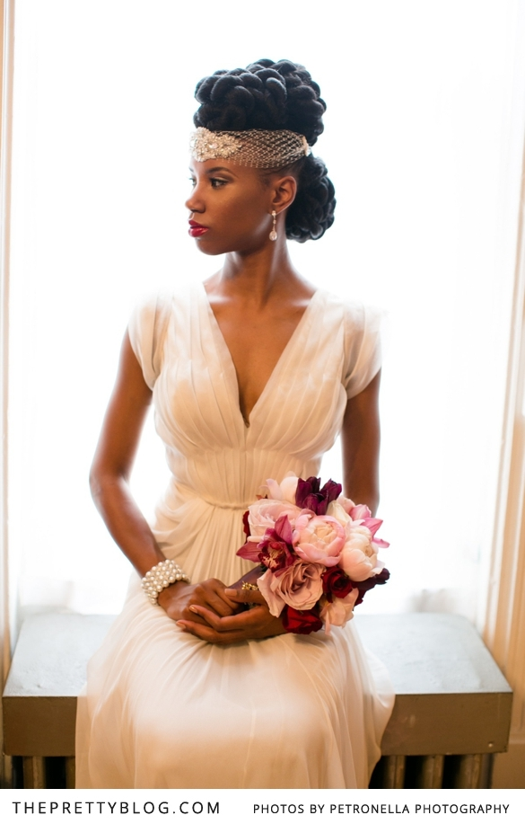 A Brooklyn affair, the best wedding style shoot