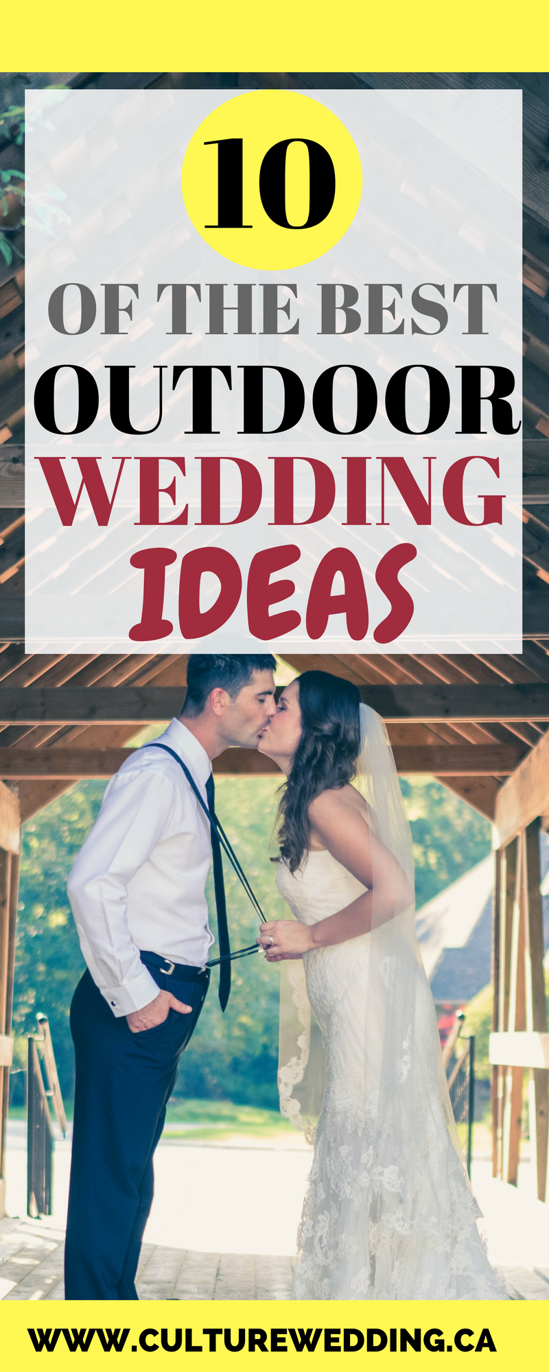 10 of the best Outdoor Wedding ideas from Pinterest. Outdoor wedding ideas on a Budget. How to decorate an outdoor wedding. Wedding decor ideas. Outdoor wedding inspiration. Elegant wedding decor. Rustic outdoor wedding decorations. Wedding decoration ideas. Wedding planning ideas. Best outdoor wedding ideas on Pinterest. How to plan an outdoor wedding. Wedding ideas decoration. Wedding decorations on a budget. Wedding reception on a budget.