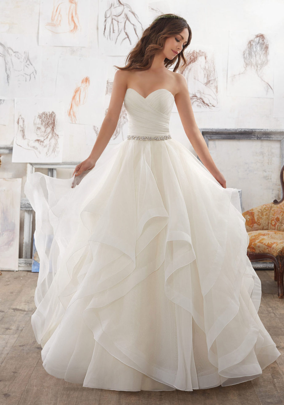 Marissa wedding dress