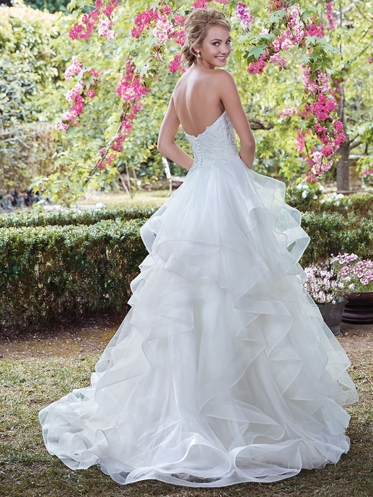 Rebecca Ingram Wedding Dress Grace