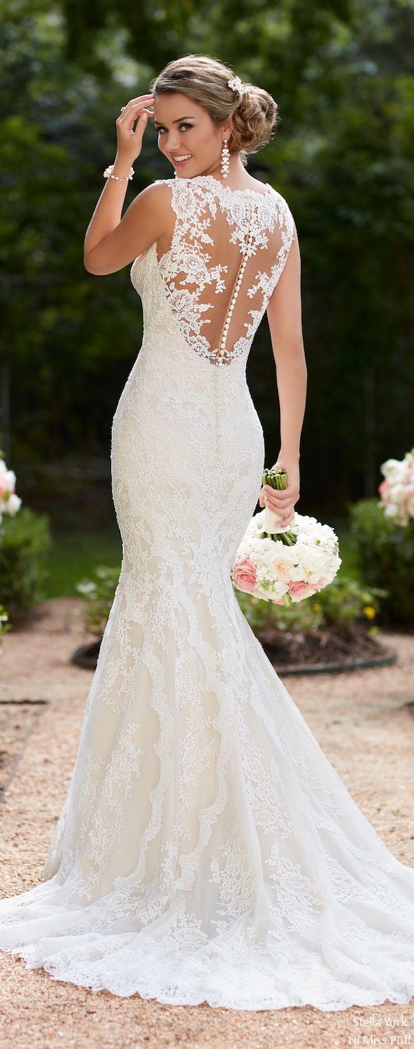 Stella york pring Wedding-Dresses