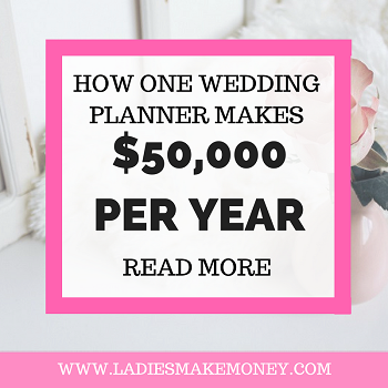 how to start a wedding planning business that makes money