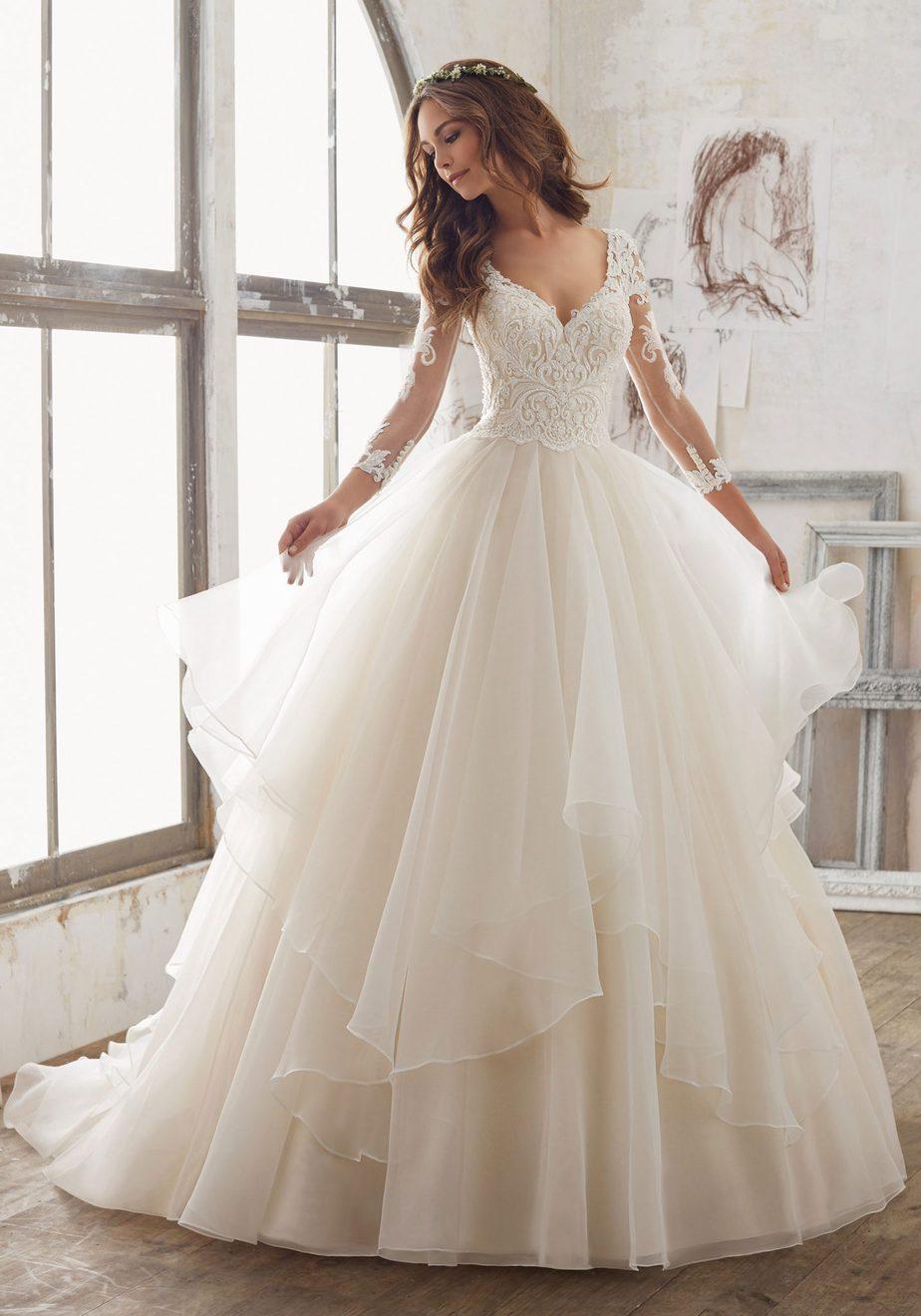 maya wedding dress