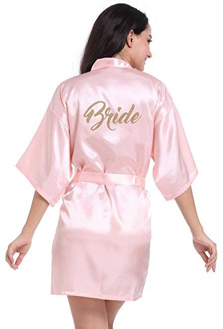 Wedding gown for wedding bride