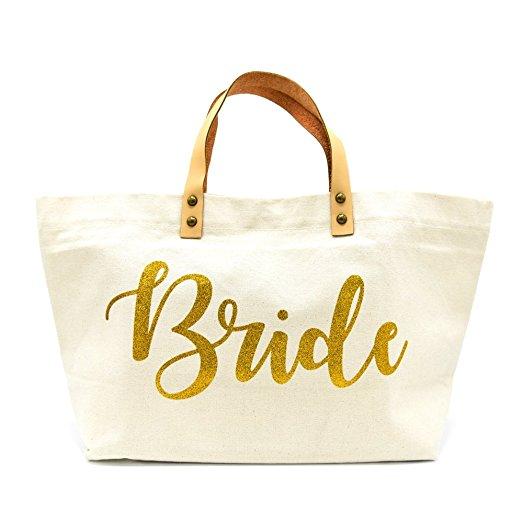 Tote bag for brides