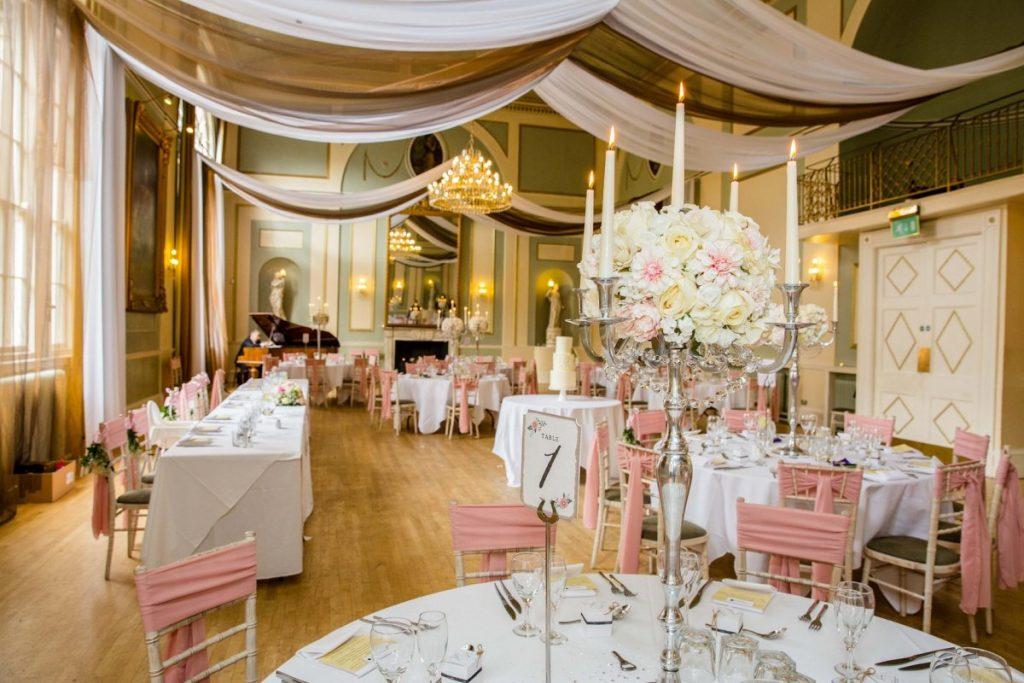 Wedding photos of the City Rooms