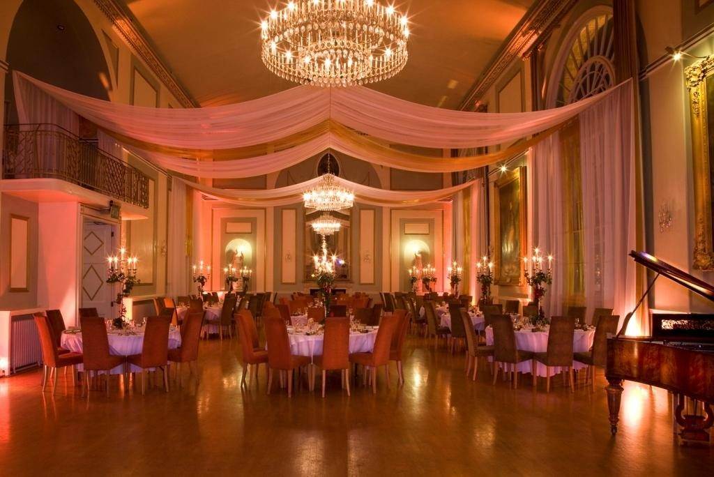 Wedding rooms at the City Rooms