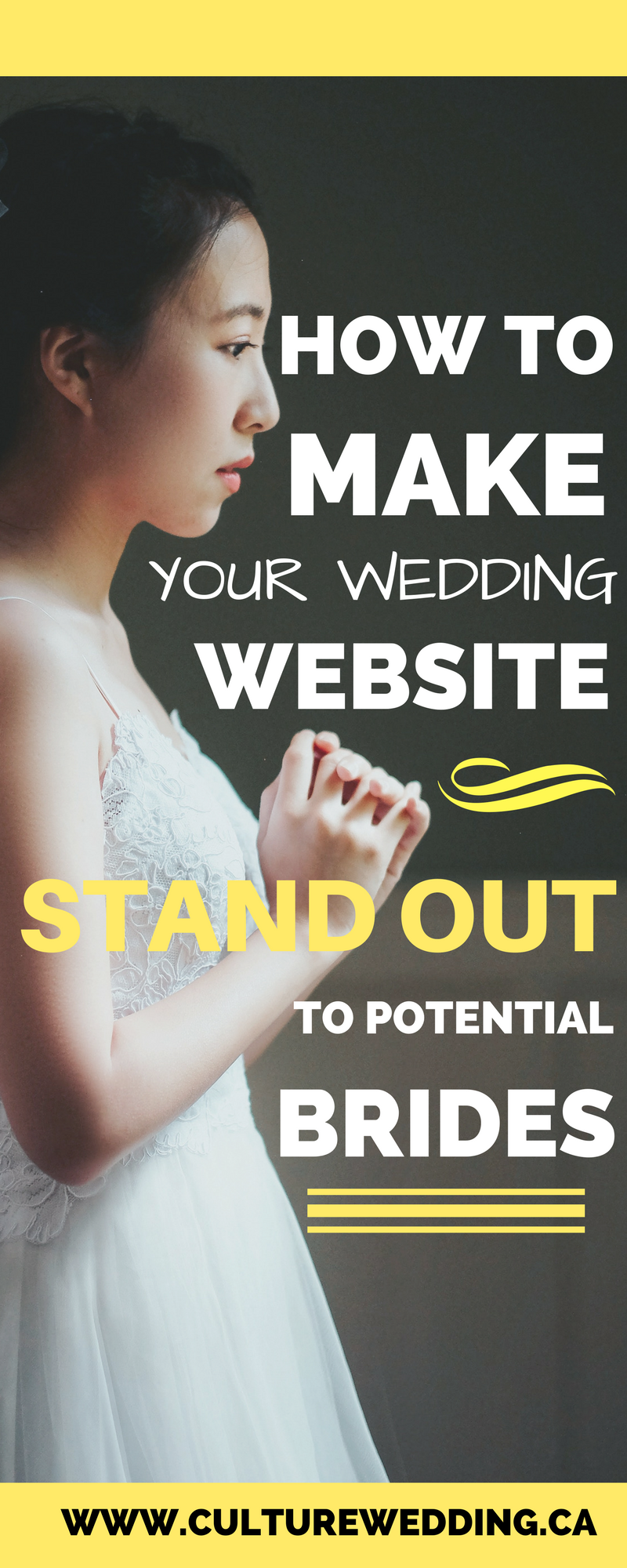 How to make your Wedding site stand out to potential brides