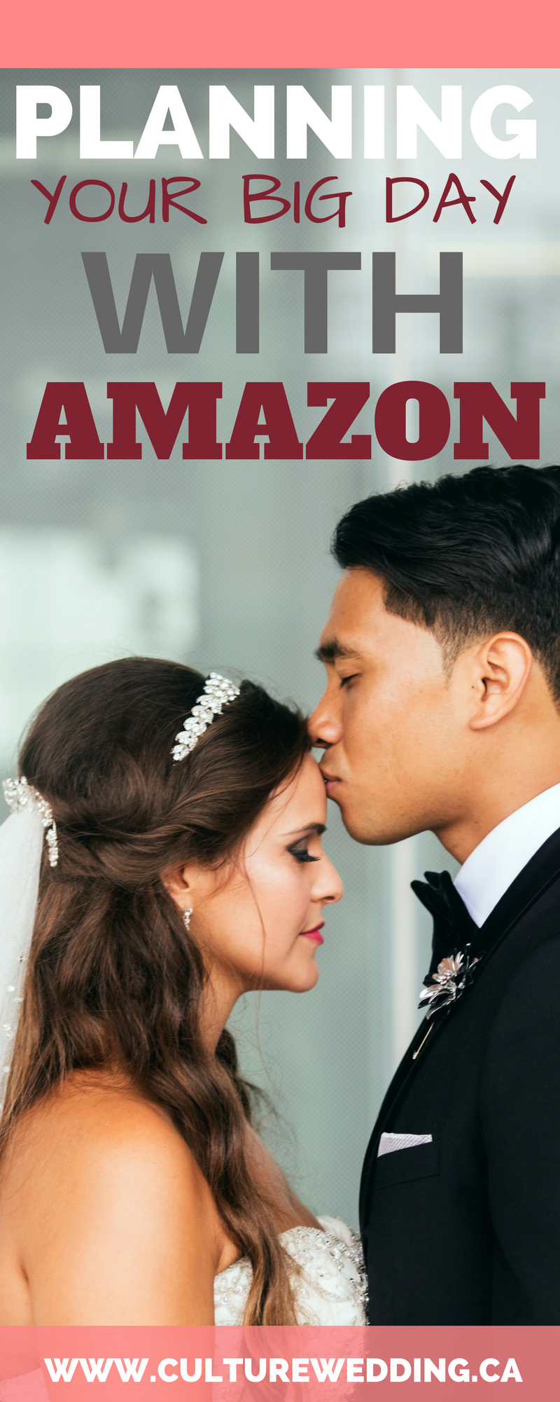 Planning a wedding with Amazon