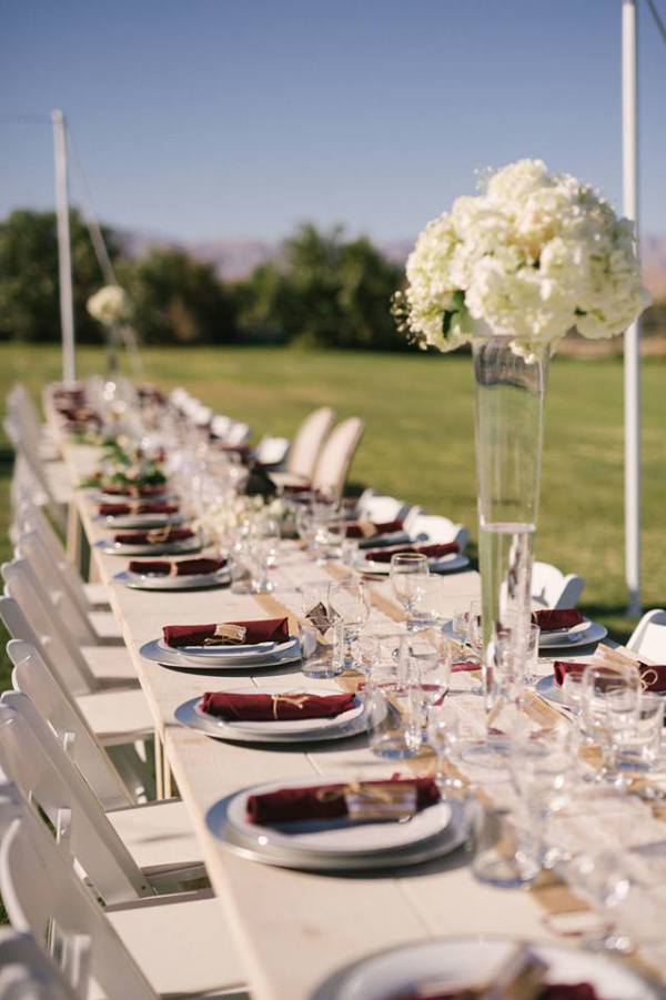 15 Stunning Rustic Outdoor Wedding Ideas You Will Love