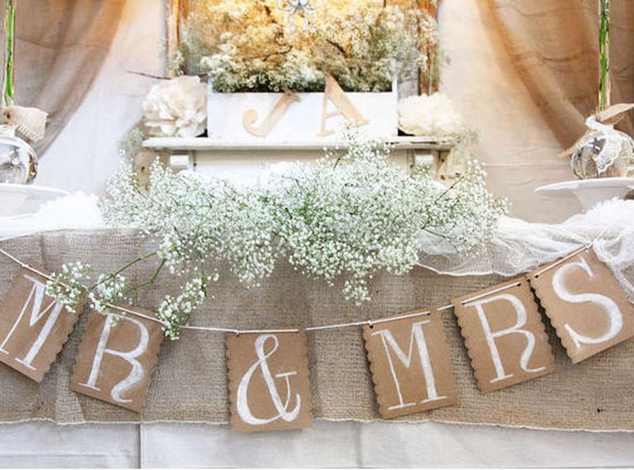 Wedding Reception Ideas On A Budget | 9 Elegant Rustic Outdoor Wedding Decoration Ideas On A Budget