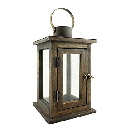 Rustic 12 Inch Wooden Candle Lantern. Rustic wedding. Wedding decorations,, Rustic wedding decorations, DIY Wedding ideas. Rustic wedding reception ideas. Modern wedding decoration ideas. Budget friendly wedding decorations ideas. DIY rustic wedding decorations. Planning a rustic wedding. Elegant rustic outdoor wedding decoration ideas. #weddinginspiration #rusticwedding #weddingdecor
