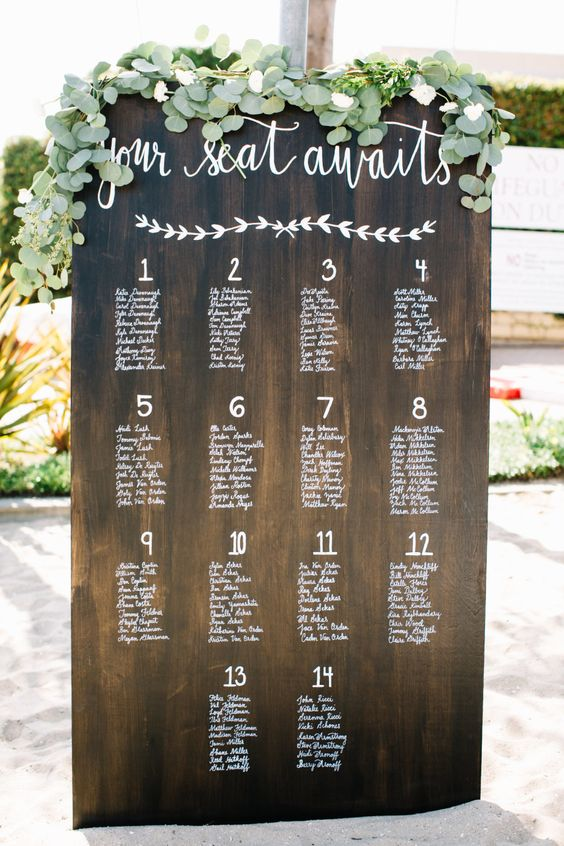DIY Rustic seating chart ideas. rustic outdoor wedding ideas that are unique. Rustic wedding decoration ideas. Rustic decorations on a budget. Rustic wedding planning ideas. Rustic decorations for a wedding. Cheap rustic wedding ideas. Outdoor wedding ideas on a budget. DIY outdoor wedding ideas. #rusticwedding