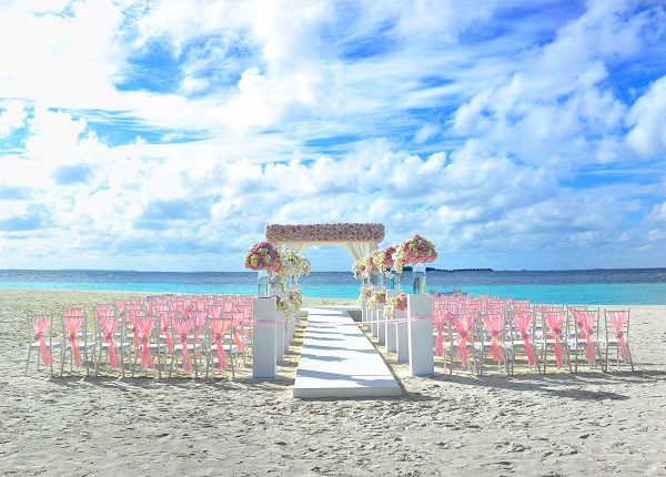 10 of the best destination wedding location in the for Best destination weddings locations