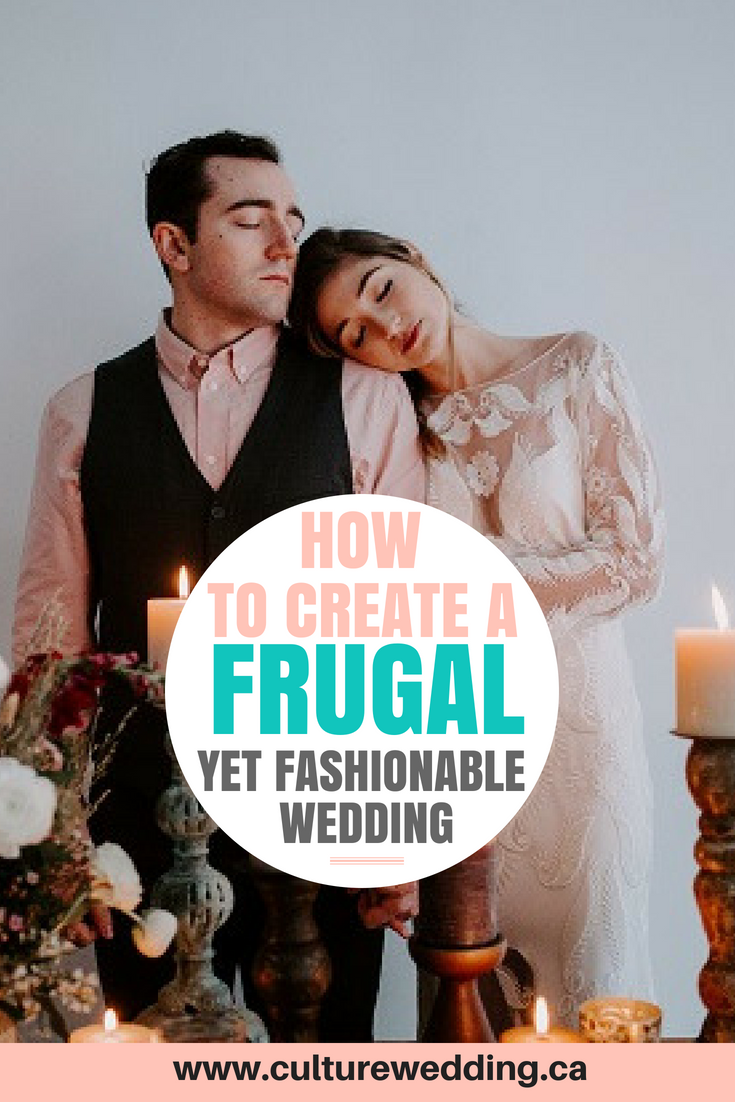 We have come with great ways to plan a frugal wedding for frugal brides that want to save money on their wedding. Whether you are planning a wedding on a budget or planning to DIY your wedding, we have ideas that won't break the bank. How to save money by planning a frugal wedding. Planning an affordable wedding on a budget to save #frugalwedding #frugalbride #savingmoneytips