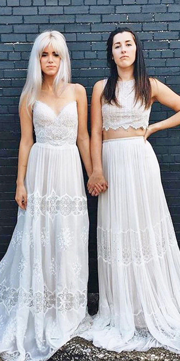 Bohemian wedding dresses. Bohemian wedding dress with lace. Bohemian wedding that is backless. Romantic Bohemian wedding dress. Long sleeved boho wedding dress. Boho wedding dress. Bohemian romance. Simple bohemian wedding dress #bohodress #bohoweddingdress #Bohemianwedding #bohemianweddingdress