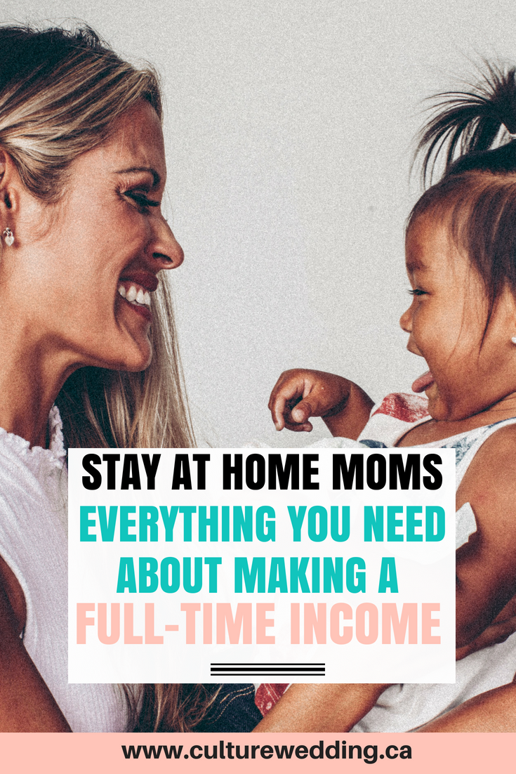 If you are a stay at home mom and you are looking for tips on how to make a full-time income working from home, then read this. We have tips on creative ways to make money on the side for moms. How to make quick money fast working online for those looking for quick cash. Tips for stay at home moms to make more money #makemoneyonline #makemoney #makemoneyfromhome Creative ways to make extra money as a stay at home mom. How stay at homes can make money working from. #sidehustle #makingmoneyonline #moneymakingtips #SAHM #WAHM