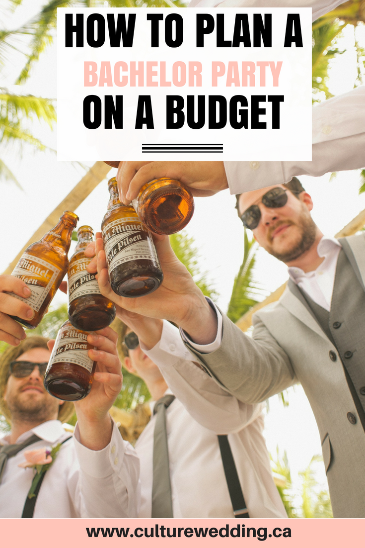 Bachelor party activities to try on a budget. Here a few bachelor party ideas for guys to do. Creative things to do at a bachelor party for men. Games and activities of things to do a bachelor party. How to save money when planning a bachelor party #bachelor #bachelorparty #partyideas #weddingplanning