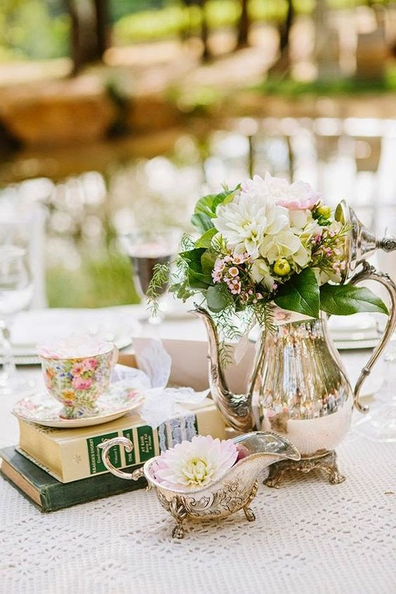 vintage wedding planning ideas
