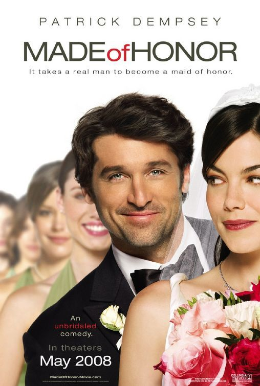Maid of honor, a funny movie about weddings #weddingmovies