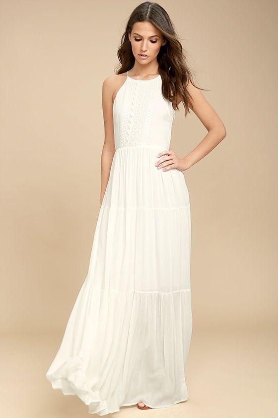 Wedding dresses from Lulu's