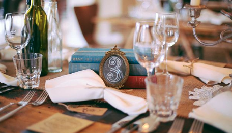 DIY Wedding centerpiece idea